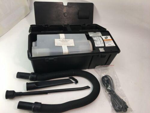 3M Portable Service Vacuum 497 Electronics Toner Dust *w Bonus HEPA Filter*