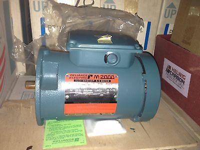Mvm3545d Baldorreliance Electric Motor - 28503450rpm 1hp.75kw 80d 230460
