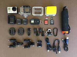 GoPro Hero3 Black Edition + $420 worth of accessories! Cottesloe Cottesloe Area Preview