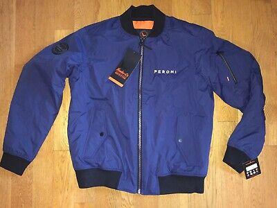 Hawke & Co Bomber Coat – Men's LARGE - Peroni – BRAND NEW