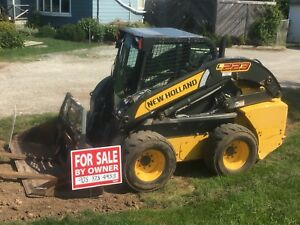 2013 New Holland L223 Skidsteer for sale