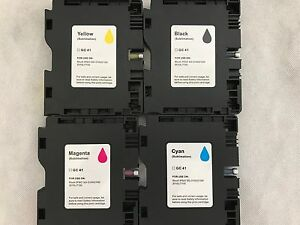 Transfer Sublimation Ink Cartridges for Ricoh Aficio SG2100 SG3110DN SG2010 Heat