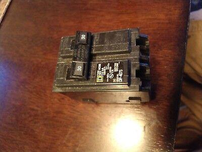 30 Amp Square D Homeline Circuit Breaker 240v