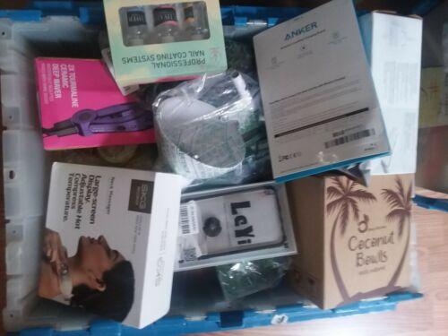 Box of Assorted General Merchandise & More - MSRP $550 (Amazon Returns)
