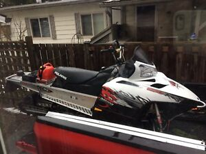 2009 Polaris Dragon RMK800 like new condition