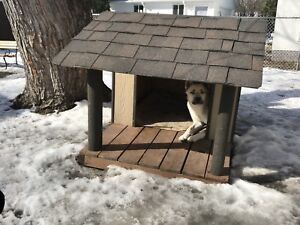 Oversized dog house for sale