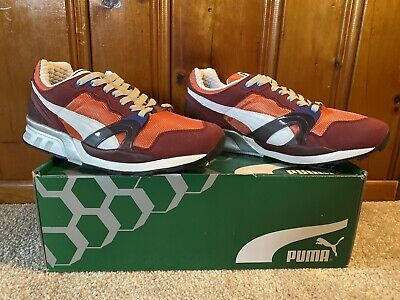 Puma Trinomic XT 2 Plus Tigerlily 355868 09 Sz 10