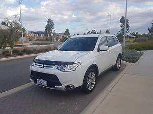 2014 Mitsubishi Outlander Wagon Banksia Grove Wanneroo Area Preview