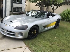 2004 Dodge Viper SRT-10 Convertible-priced to sell