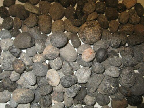 "1 Ounce Lot of Saffordite Tektites, ""American Moldavite"", Meteor Impact Glass"