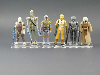 1 x Synergy Stands - Vintage Star Wars Bounty Hunter Stand (display stand only)