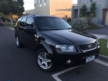 2005 Ford Territory Wagon 7 seater Dandenong Greater Dandenong Preview