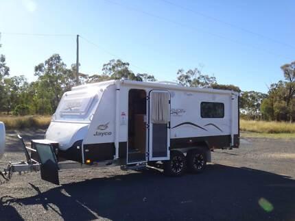 2014 Jayco 17.55-5 SH Outback
