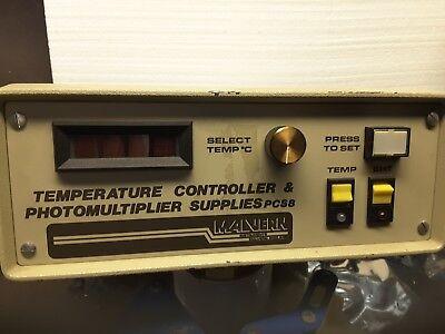 Malvern Pcs8 Stepper Motor Controller Temperature Controller No Way To Test 89