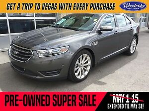 2016 Ford Taurus Limited PRE-OWNED SUPER SALE ON NOW!