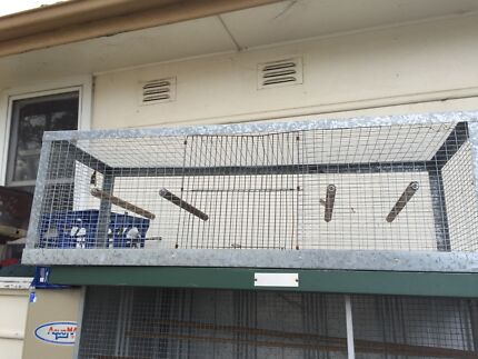 budgies,finches,canaries  training cage napy cage Villawood Bankstown Area Preview