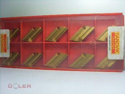 10x Sandvik Knux 5423934.7oz12 235 Indexable Inserts Carbide Inserts