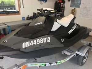 Spark | Used or New Sea-Doos & Personal Watercraft for Sale