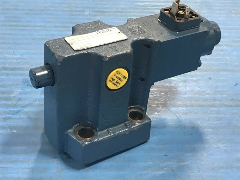 MANNESMANN REXROTH DBE  PRESSURE RELIEF VALVE NEW NO BOX (U4)
