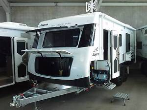 2016 JAYCO SILVERLINE 21.65-4 OUTBACK Canberra City North Canberra Preview