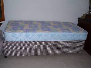COMFORT SLEEP SINGLE BED WITH STORAGE BASE Skye Frankston Area Preview