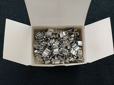 Littelfuse Qty 100 H 102071 Circuit Board Mount Fuse Clips 14 Diameter Fuses