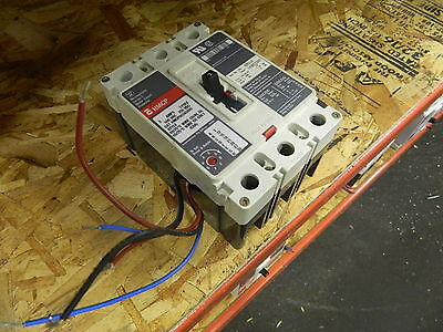 Westinghouse 3A Breaker, HMCP, Cat# HMCP003A0A09, 3 Pole, 600V, Used, Warranty