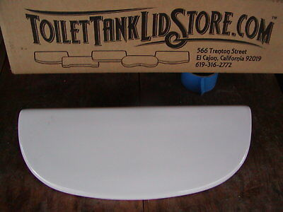 HD Supply Seasons 776623 611109 Toilet Tank Lid Glacier Bay 17D