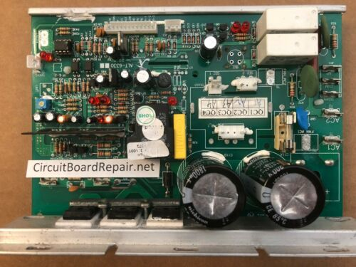 REPAIR SERVICE - Sole Fitness motor control boards - all models $109.