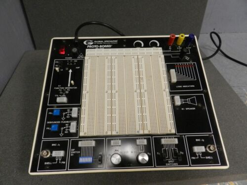Global Specialties PB-503 Proto Board Design Workstation