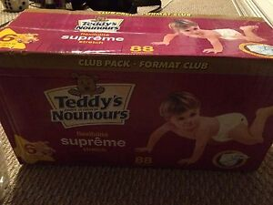 Assorted Diapers / Wipes / Pullups