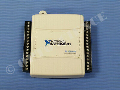 National Instruments Usb-6501 Data Acquisition Card Ni Daq Dio