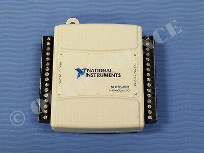 National Instruments Usb-6501 Data Acquisition Card Ni Daq Dio