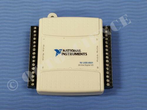 National Instruments USB-6501 Data Acquisition Card, NI DAQ DIO