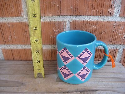 Used, Vintage *** NATIVE AMERICAN *** Waechtersbach Ceramic Mug W. GERMANY for sale  Tucson