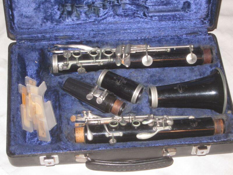 Buffet Paris B12 Clarinet