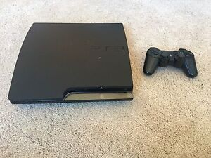 PLAYSTATION 3 + CONTROLLER $100