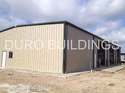 Durobeam Steel 60x78x20 Metal Building Prefab Commercial Marina Workshop Direct