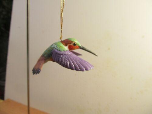 lenox treasure in flight hummingbird