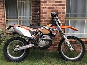Ktm 350 excf Glenmore Park Penrith Area Preview