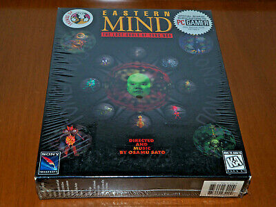 EASTERN MIND: THE LOST SOULS OF TONG NOU - RARE PC GAME BRAND NEW FACTORY (Eastern Mind The Lost Souls Of Tong Nou)