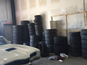 New and used tires discount pricing