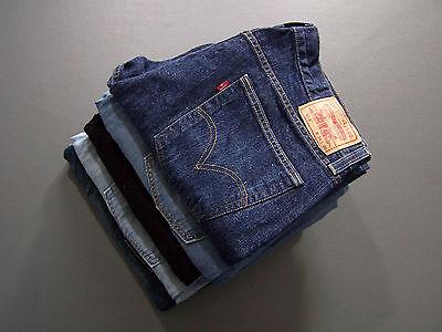 Levis 514 Jeans Vintage Straight Leg