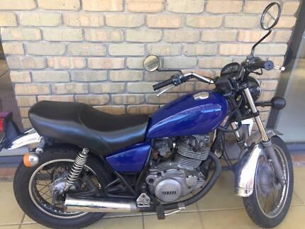 Yamaha 250cc 1980 Blue