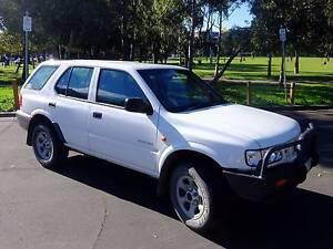 URGENT!!! 2001 Holden Frontera Wagon EXELLENT condition Melbourne CBD Melbourne City Preview