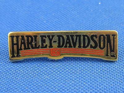 1995 HARLEY DAVIDSON USA LOGO PIN HD MICHIGAN INC