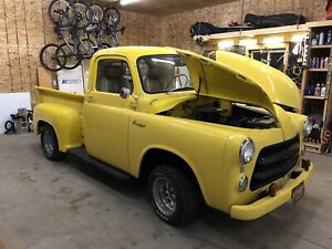 1954 Fargo FC1B step-side pickup truck