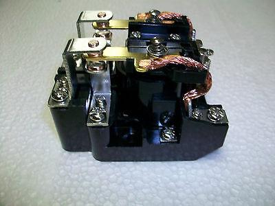 120 V. Ac. Dpdt 40 A. Power Relay