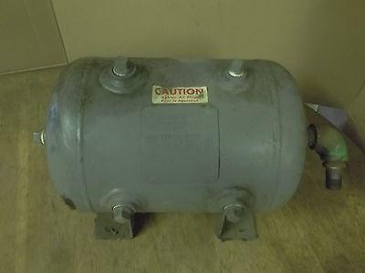 Brunner Pressure Tank 0662p Quincy Air Receiver Tank Free Shipping