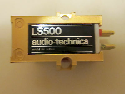 AUDIO TECHNICA LS500 CARTRIDGE GENUINE AUDIO TECHNICA LS500 LINE CONTACT STYLUS for sale  Shipping to India
